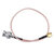 BNC Male to SMA Male Connector 50ohm Extension Cable Length Optional