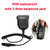 J9131K Retevis HD1 Microphone With 3.5mm Earphone Jack for Ailunce HD1 RT29 RT87 RT82 Dual Band DMR Digital Radio Walkie Talkie