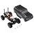 URUAV 1/24 4WD 2.4G Mini RC Coche Vehículo modelo sobre orugas Impermeable RTR