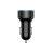 12V 24V 3.1A Dual USB Car Charger LCD Display Smart Protection