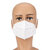 KN95 N95 Mask 2Pcs High Quality Mouth Cover Filter Dustproof Particulate Respirator