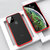 CAFELE Shockproof Anti-fingerprint Ultra-thin Frosted Soft Silicon Edge+Hard PC Translucent Protective Case for iPhone 11 6.1 inch