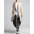 Women Casual Button Down Turn-Down Collar Long Sleeve Blouse with Pockets