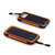 Bakeey 20000mAh DIY Large Capacity LED Light Solar Power Bank Case For iPhone X XS HUAWEI P30 Mate 30 5G Oneplus 7 Xiaomi Mi9 9Pro S10+ Note 10 5G