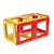 54Pcs 3D DIY Magnetic Bricks Building Blocks Kids Educational Toys