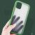CAFELE Støtsikker Anti-fingeravtrykk Ultratynn frostet Soft Silicon Edge + Hard PC Gjennomsiktig beskyttelsesetui til iPhone 11 6,1 tommer