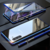 Bakeey 360º Full Body Magnetic Adsorption Aluminum Alloy Tempered Glass Protective Case For Samsung Galaxy Note 10/Note 10 5G