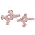 Aluminum Alloy Shock Absorbers Board Set Wltoys 144001 1/14 4WD High Speed Racing Vehicle Models RC Car Parts