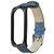 החלפת רצועת שעון עור לג 'ינס להחלפת רצועת עור ל- Xiaomi Miband 4