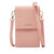 Pierre Loues Small Crossbody Bag Cell Phone Purse Wallet With Credit Card Slots Vertical Square for Women ladies Girls
