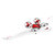 L6082 DIY All in One Air Genius Drone 3-Mode With Fixed Wing Glider RC Quadcopter RTF