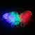 2.5M Battery Powered 10 LED Skull String Light Decoration Lamp for Halloween Ghost Party Decor
