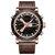 NAVIFORCE 9132 Waterproof Dual Display Watch Student Sport Quartz Watches