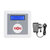 Wireless Home Security Elderly Care Alarm System Home SOS Pager PIR Detector with PIR Detector