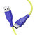 3 x BlitzWolf® BW-TC14 3A USB Type-C Charging Data Cable Green 3ft/0.91m For Oneplus 6T Xiaomi Mi8 Pocophone f1 S9