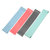 Rubber Resistance Bands Portable Fitness Workout Elastic Exercise Bands For Yoga Pilates