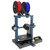 Geeetech® A10M Mix-color Prusa I3 Stampante 3D 220 * 220 * 260mm Dimensioni di stampa con doppio estrusore / Rivelatore di filamenti / Ripresa di alimentazione / 3: 1 Gear Train / Open Source Control Board