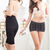 Nylon High Waist Body Shaping Pant Shaper Slim Waist Hip Chest Lifter Pelvic Orthotics For Lady