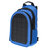 Solar Panels Charger USB Waterproof Power Bank Travel Backpack Laptop Notebook