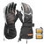 Warmspace 65℃ Rechargeable Battery Electric Heated Hand Warm Gloves Waterproof Motorcycles