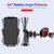 Bakeey New Gravity Linkage Automatic Lock Air Vent Car Phone Holder Car Phone Mount For 4.0-6.7 Inch Smart Phone for iPhone 11 Samsung Galaxy Note 10 Xiaomi Redmi Note 8 Pro