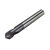 Drillpro 2 Flutes 6mm Carbide Chamfer Mill 90 Degree HRC45 Milling Cutter