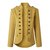 Women Casual Solid Color Button Long Sleeve Jacket