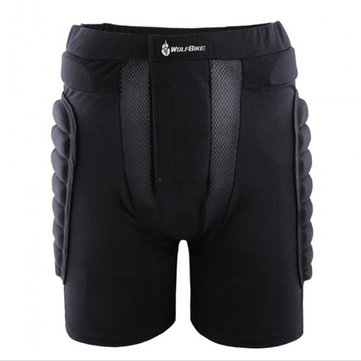 Thickening Pants Hip Padded Protect Shorts Riding Skiing Snowboard Sport Protective Gear