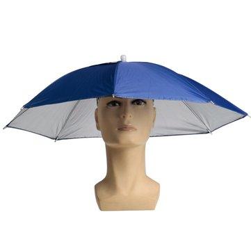 Có thể gập lại Sun Dù Câu cá Đi bộ Golf Cắm trại Mũ nón Mũ Mũ ngoài trời