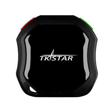 TKstar Waterproof Car Mini Tracking System GPS Tracker for Kids Elders