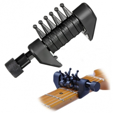 Guitar Multifunction Capo Chord Guitar Tone Capo Guitar Strings