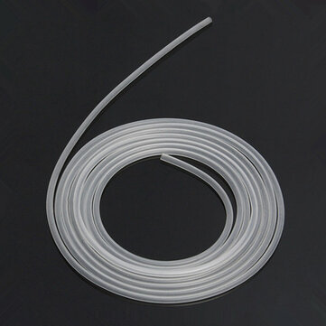 2M Food Grade Silicone Hose Inner Diameter from 2-7 MM