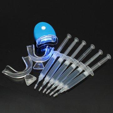 Dental Oral Care Teeth Whitening Bleaching Kit Tooth Whitener Squishies Squishy Gel Tool