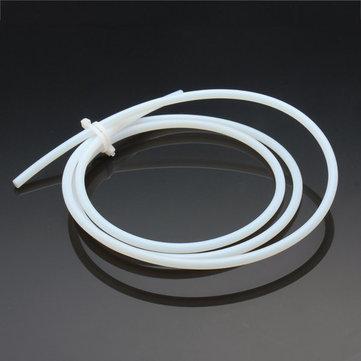 5Pcs 3D Printer 3.0mm Teflon Long Distance Nozzle Feed Tube PTFE Tube