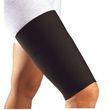 Thigh Sleeve Calf Leg Compression Hamstring Groin Support Brace Protective