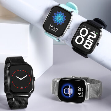 bluetooth CallDT NO.1 DT35+ 1.75 Inch 320+385px Screen AI Voice Assistant ECG Heart Rate Blood Pressure SpO2 Monitor Multi language Support Smart Watch