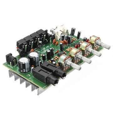 60W 12V Hi-Fi Dijital Stereo Ses Amplifikatör Ses Kontrol Kartı