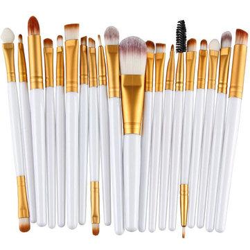 20st multifunktionella ansiktsmaskor Borstar Cosmetic Tool