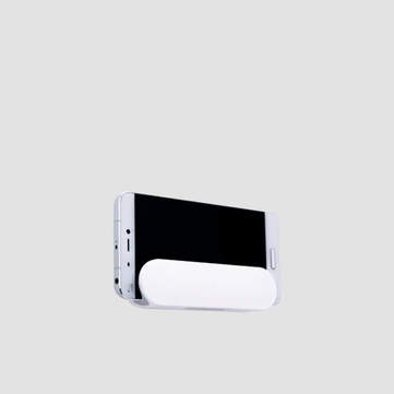 Happy Life Wall Hanging Mobile Charging Holder Adhesive Phone Stand Bathroom from Xiaomi Youpin