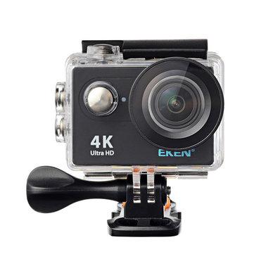 EKEN H9 WiFi Спортивная экшн камера DV Автомобильный видеорегистратор SPCA6350 4K 25fps 1080p 60fps 720P 120fps Новая версияавтомобильные видеорегистраторыfromавтомобили и мотоциклыon banggood.com