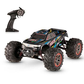XinleHong 9125 1/10 2.4G 4WD 46km/h Coche Racing RC de Alta velocidad RC Camión Corto Juguetes impermeables