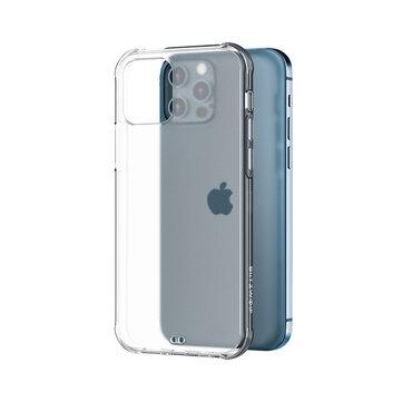 BlitzWolf BW AY5 Translucent Micro matte Shock proof Anti fingerprint TPU + PC Protective Case For iPhone 12 mini 5.8 inch or 12 6.1 inch or 12 Pro 6.1 inch or 12 Pro Max 6.7 inch
