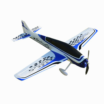 F3A 950mm Wingspan EPO Trainer 3D Aerobatic Aircraft RC Airplane Glider KIT for Beginner