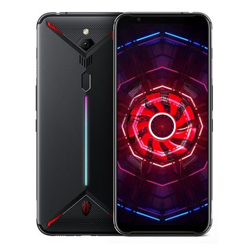 ZTE Nubia Red Magic 3 6.65 Inch FHD+ 5000mAh Android 9.0 48.0MP Rear Camera 6GB 128GB Snapdragon 855 4G Gaming Smartphone