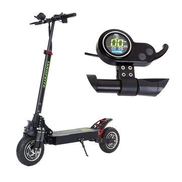 LANGFEITE L8 20.8Ah 48V 800W*2 Double Motor Folding Electric Scooter