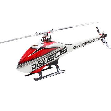 ALZRC Devil 505 FAST Kit de RC Helicóptero