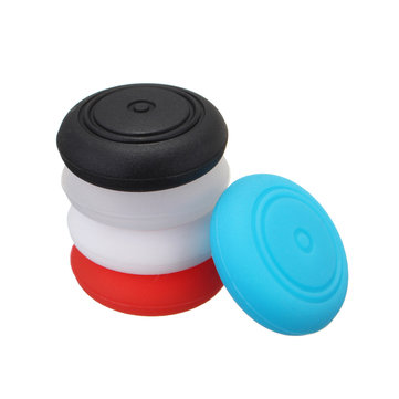 Silicone Replacement Thumb Grip Stick Cap Cover Skin For Nintendo Switch Joy-Con