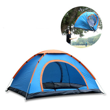 Outdoor 5-8 People Automatic Instant Popup Tent Waterproof