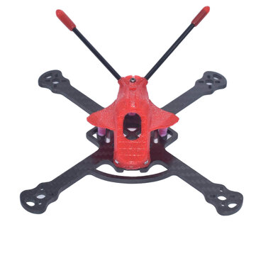 Spare Frame Kit for AuroraRC PachRay3 140mm 3Inch RC Drone
