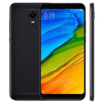 Xiaomi Redmi 5 Plus Global Version 5.99 inch 4GB RAM 64GB Snapdragon 625 Octa core 4G Smartphone